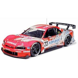 1/24 スポーツカーシリーズ ザナヴィ ニスモGT-R(R34)
