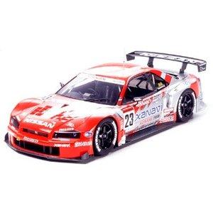 1/24 スポーツカーシリーズ ザナヴィニスモGT-R(R34) SPエディション タミヤ