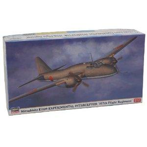 本機は機首に75mm高射砲を搭載した機体です 1 72 三菱 全品最安値に挑戦 キ109 02052 飛行第107戦隊 当店一番人気 ハセガワ 特殊防空戦闘機