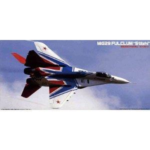 1/72 F47 MiG29 アクロチーム ファルクラム ストリジィ フジミ模型