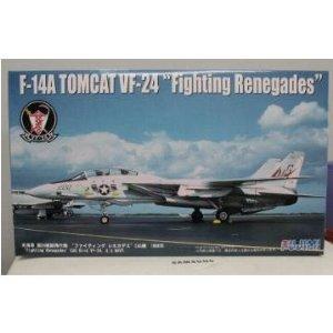 1 72 ファクトリーアウトレット I-15 F-14A ファイティングレネゲイズ VF-24 空母コンステレーション 着後レビューで 送料無料 フジミ模型