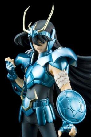 エクセレントモデル 聖闘士星矢 ドラゴン紫龍 メガハウス