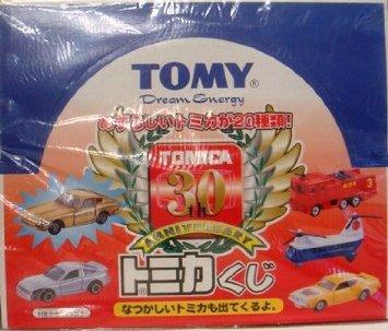 トミカくじ 30周年記念 30th ANNIVERSARY タカラトミー