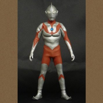 X-PLUS 大怪獣シリーズ 「ウルトラマン Bタイプ」 スタンディングポーズ 少年リック限定版