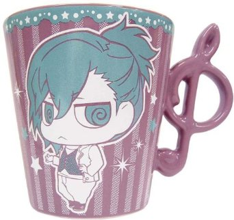 うたの☆プリンスさまっ♪ 音符ハンドルマグカップ 美風藍 ブロッコリー