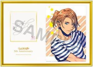 【BOS限定】うたの☆プリンスさまっ♪ 5th Anniversary メモリアルフォト「神宮寺レン」 ブロッコリー