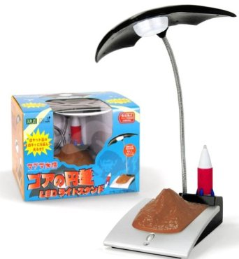 ゴア円盤ライト 大和玩具
