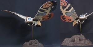 X-PLUS 東宝大怪獣シリーズ 「モスラ成虫(1961版)」 少年リック限定版