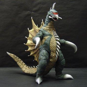 東宝30cmシリーズ 「ガイガン(1972) 発光版」 少年リック限定商品