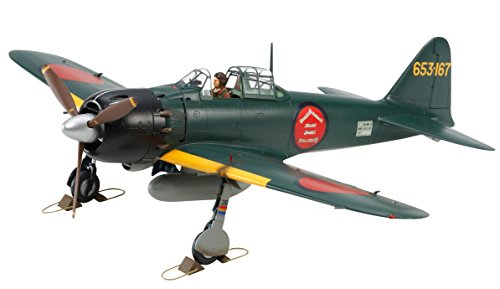 マスターワークコレクション No.147 1/48 三菱 零式艦上戦闘機 五二型甲 第653航空隊 戦闘166飛行隊 塗装済み完成モデル 21147 タミヤ