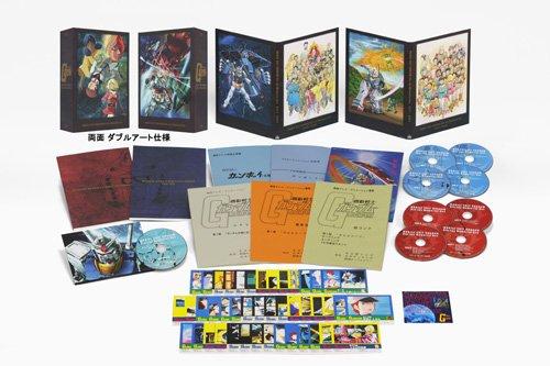 機動戦士ガンダム Blu-ray メモリアルボックス (初回限定生産) (2013) マルチレンズクリーナー付き