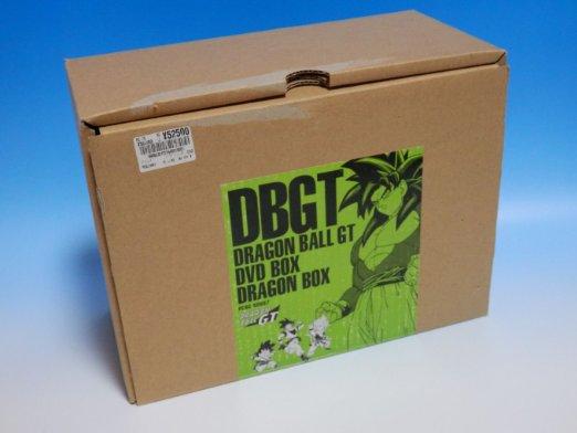 DRAGON BALL DVD BOX DRAGON BOX GT編 (2005)