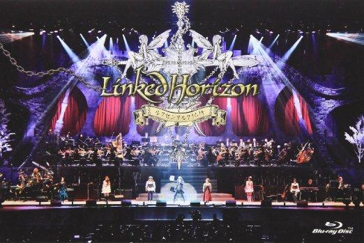 ルクセンダルク紀行 [Blu-ray] Linked Horizon
