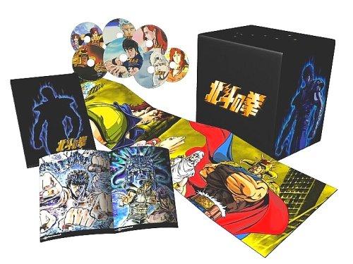 北斗の拳 DVDスーパープレミアムBOX 新品 マルチレンズクリーナー付き