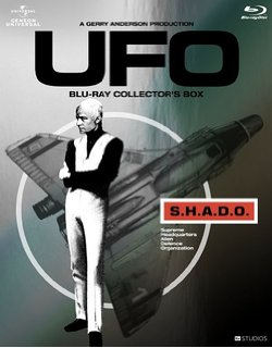 謎の円盤UFO ブルーレイ・コレクターズBOX(初回生産限定) [Blu-ray]