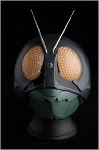 RMW 仮面ライダー旧1号 1/2マスク メディコム・トイ
