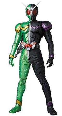リアルアクションヒーローズ No.678 RAH DX 仮面ライダーW サイクロンジョーカー Ver.2.0 メディコム・トイ