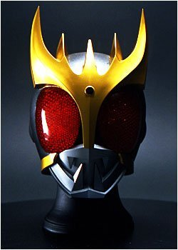 RMW 仮面ライダークウガ アルティメットフォーム 1/2マスク メディコム・トイ