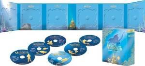 リトル・マーメイド トリロジー MovieNEX (期間限定) [ブルーレイ+DVD+デジタルコピー(クラウド対応)+MovieNEXワールド] [Blu-ray]