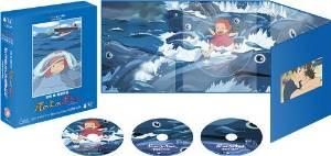 「崖の上のポニョ」ブルーレイディスク 特別保存版 [Blu-ray]