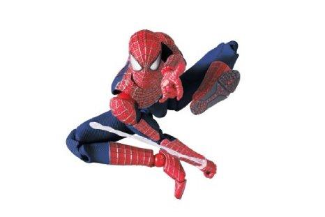 MAFEX(マフェックス) SPIDER-MAN (THE AMAZING SPIDER-MAN2)(ノンスケール ABS&ATBC-PVC塗装済みアクションフィギュア) メディコム・トイ