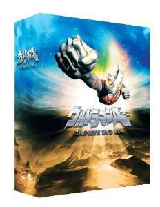 ウルトラマンA(エース) コンプリート DVD BOX【初回限定生産】(中古)マルチレンズクリーナー付き