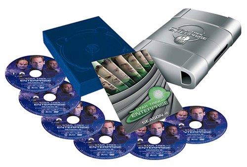 スター・トレック エンタープライズ DVDコンプリート・シーズン 4 完全限定プレミアム・ボックス (5000セット限定生産)