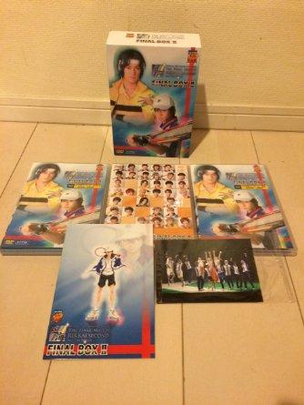 ミュージカル『テニスの王子様』 The Final 2 Match Second 立海 Rivals Second feat. The Rivals FINAL BOX 2 DVD, 与論町:ba3d9b75 --- sunward.msk.ru