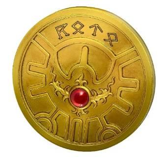 ドラゴンクエスト25周年記念 1/1ロトのしるし スクウェア・エニックス