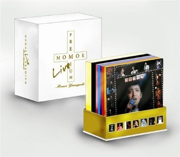 MOMOE LIVE PREMIUM (DVD付) Single, CD+DVD, Limited Edition