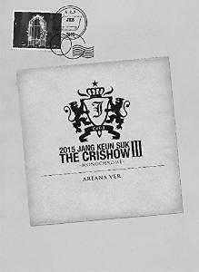 2015 JANG KEUN SUK THE CRISHOW~MONOCHROME~ARENA ver. [DVD] チャン・グンソク