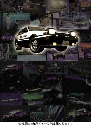 頭文字 [イニシャル] D SUPER COMPLETE BOX [DVD]