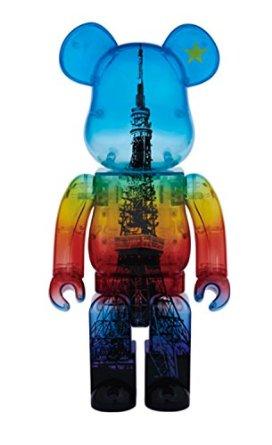 東京タワー ベアブリック マジックタイム TOKYO TOWER BE@RBRICK 400% MAGIC TIME Ver. メディコム・トイ