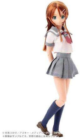 ピュアニーモキャラクターシリーズ 「俺の妹がこんなに可愛いわけがない。」 高坂 桐乃 アゾンインターナショナル