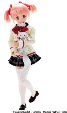 ピュアニーモキャラクターシリーズ 魔法少女まどか☆マギカ 鹿目まどか 制服Ver. アゾンインターナショナル
