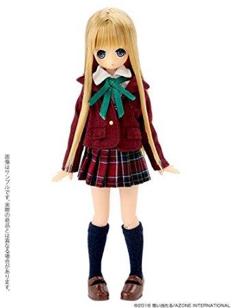 ピコえっくす☆きゅーと ちいか ~School Girl Chiika~コーデset アゾンインターナショナル