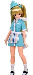 えっくす きゅーとシリーズ リアン/PoP'n Rollergirl アゾンインターナショナル