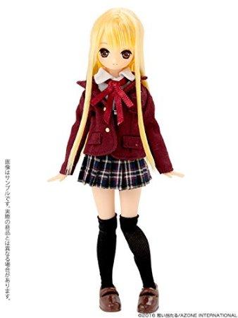 ピコえっくす☆きゅーと ひめの ~School Girl Himeno~コーデset アゾンインターナショナル