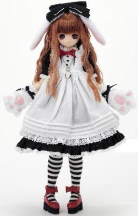 えっくすきゅーと Classic Alice Himeno / Tick Tock Rabbit ver. (クラシックアリス ひめの / 時計うさぎ) アゾンインターナショナル