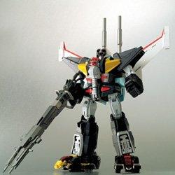 超合金魂 GX-13 超獣機神ダンクーガ バンダイ