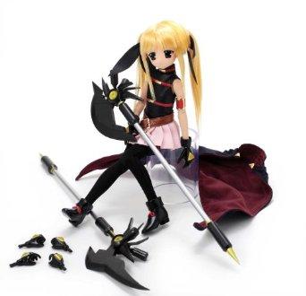 ピュアニーモキャラクターシリーズ 魔法少女リリカルなのは The MOVIE 1st フェイト・テスタロッサ アゾンインターナショナル