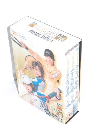 ミュージカル『テニスの王子様』 The Final Match 立海 First feat. 四天宝寺 FINAL BOX I DVD
