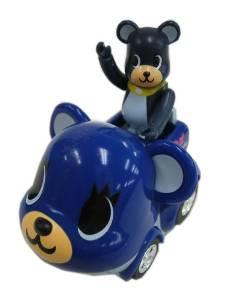 チョロQ BE@RBRICKチョロQ moderan pets dreaming bear dog (ブルー) タカラトミー