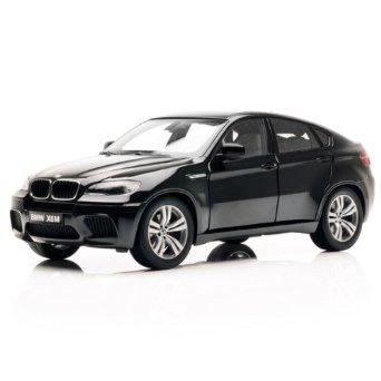 京商 1/18 BMW X6M 2009 ブラックサファイア K08762BK