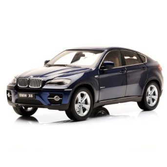 京商 1/18 BMW X6 xDrive 50i ディープシーブルー K08761BL