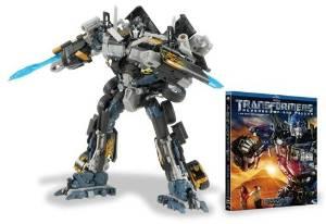 トランスフォーマー/リベンジ オプティマスプライム ブラックバージョンBD BOX [Blu-ray](中古)マルチレンズクリーナー付き