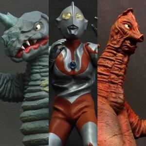 大怪獣シリーズ 「悪魔はふたたび」DXセット 少年リック限定商品
