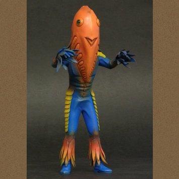 大怪獣シリーズ 「メトロン星人Jr.」 少年リック限定商品