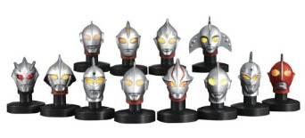 ウルトラマン 光の巨人コレクション (BOX) バンダイ
