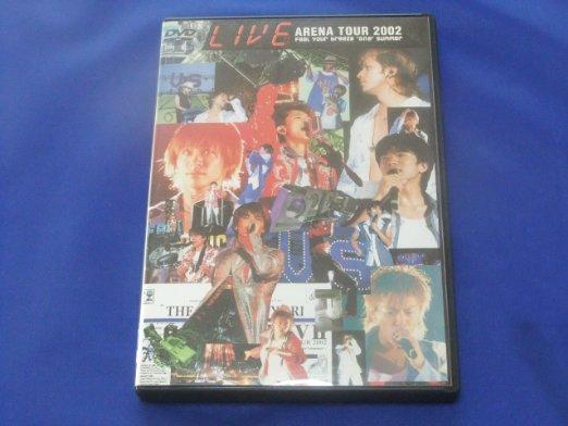 LIV6 ライブイシックス ARENA TOUR 2002 [DVD] V6